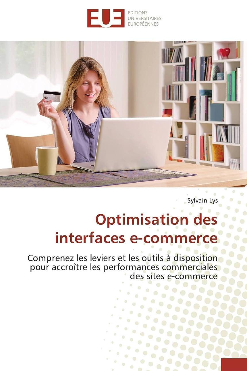 迷惑離れた火薬Optimisation Des Interfaces E-Commerce (Omn.Univ.Europ.)