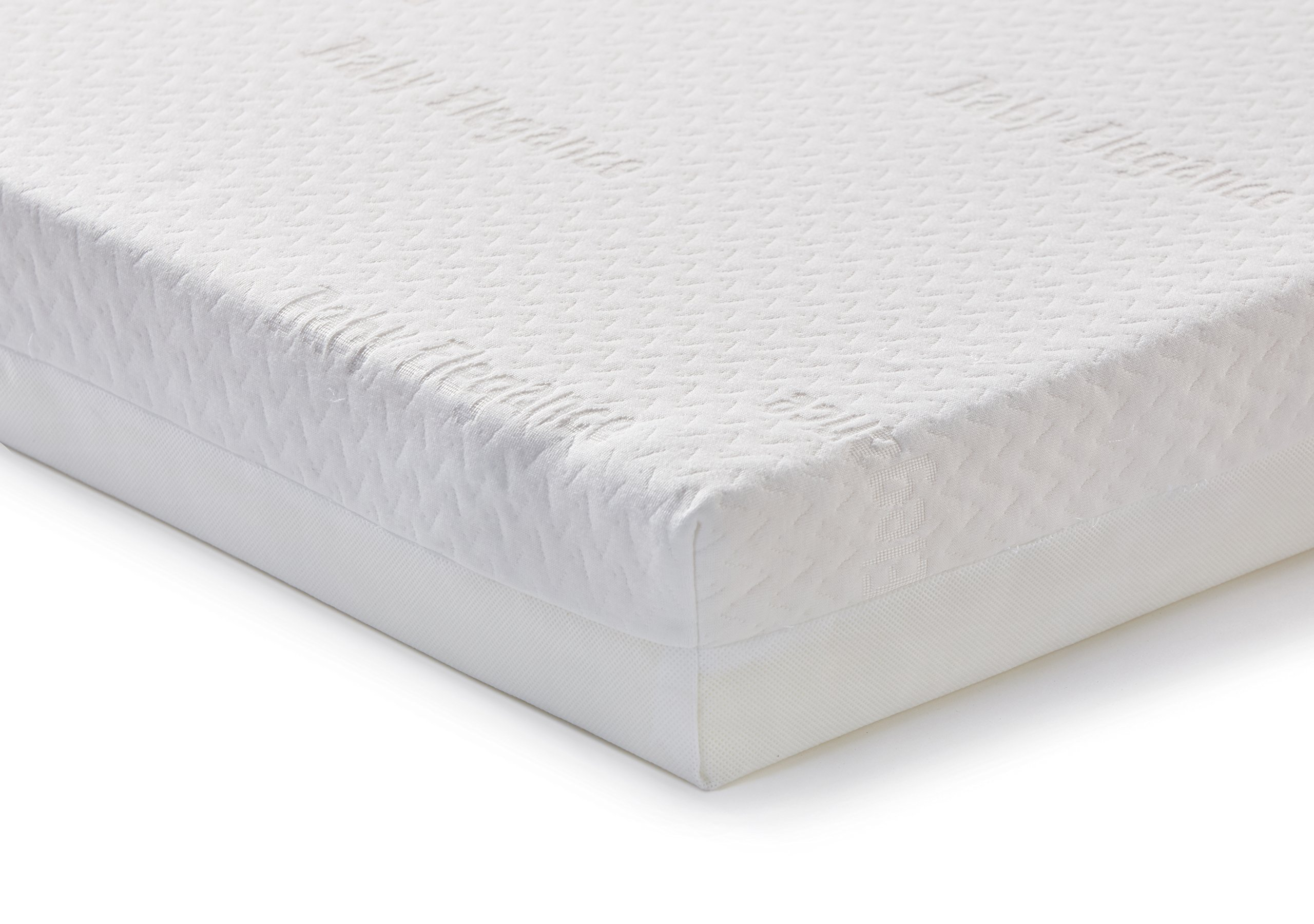 KATY/® 131 X 68 cm Superior FULLY BOUND With **TAPED EDGED** Spring Interior Mattress 131 x 68 cm Will fit Boori King Parrot
