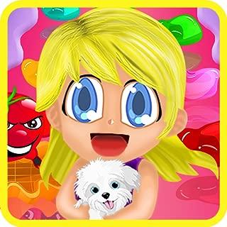 Dora in Candy Wonderland