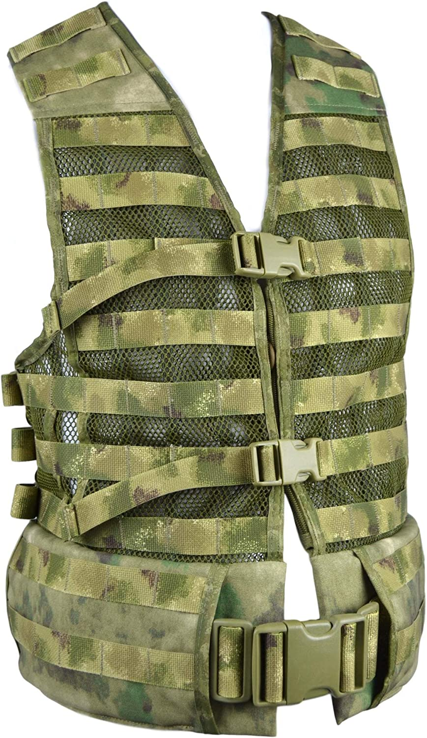 Limited time sale Techinkom Molle Assault Vest Original 6SH117 Russian Outlet sale feature Army