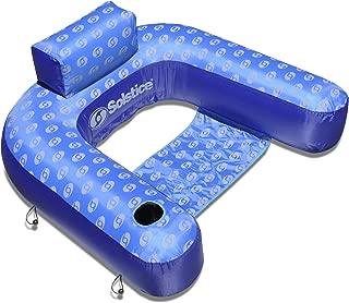 Solstice by Swimline Designer Loop Lounge Pool Float