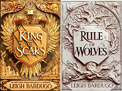 King of Scars Duology (2 book series) Hardcover Edition by Leigh Bardugo (Author)