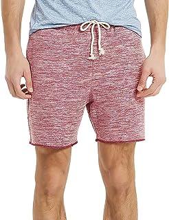 Zengjo Mens Jogger Shorts Gym Shorts with Pockets