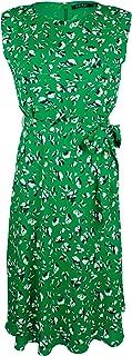 Women's Georgette Sleeveless Dress