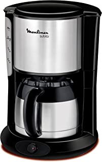 MOULINEX FT360811 Coffee maker filter with insulated jug - Black