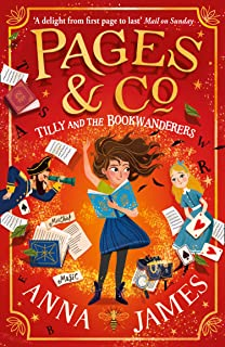 Pages & Co: Tilly and the Bookwanderers: Book 1