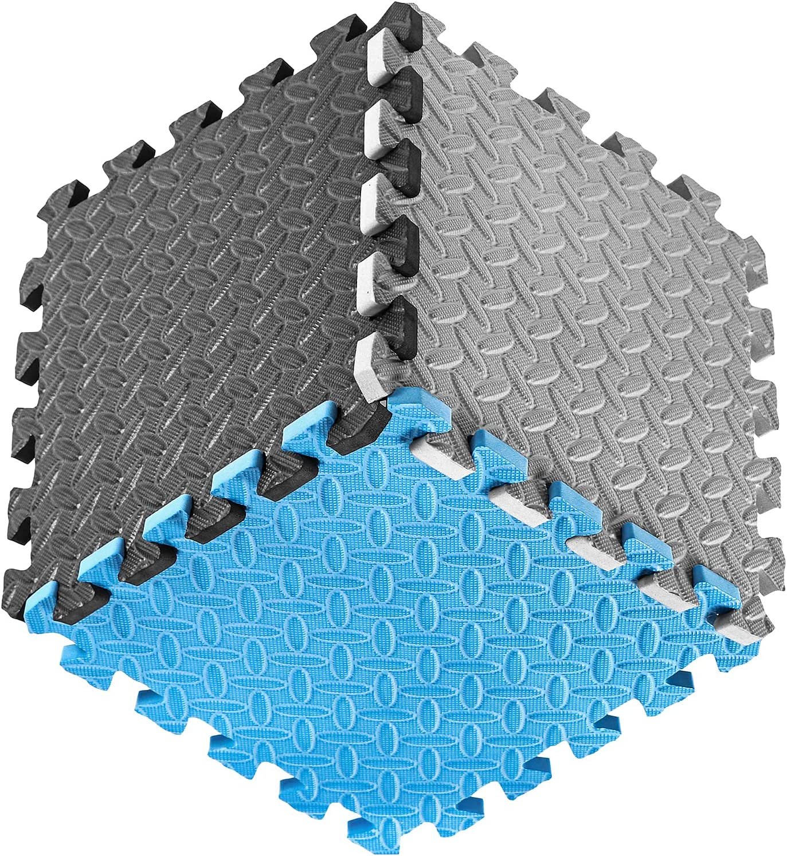 5 ☆ popular MTAOU Puzzle Exercise Mat Fitness Foam EVA favorite Interlo Equipment