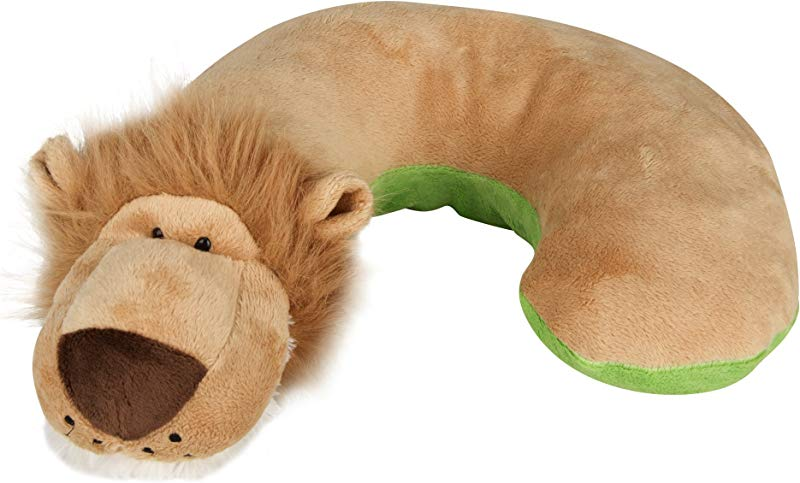 Animal Planet Kid S Neck Support Pillow Lion