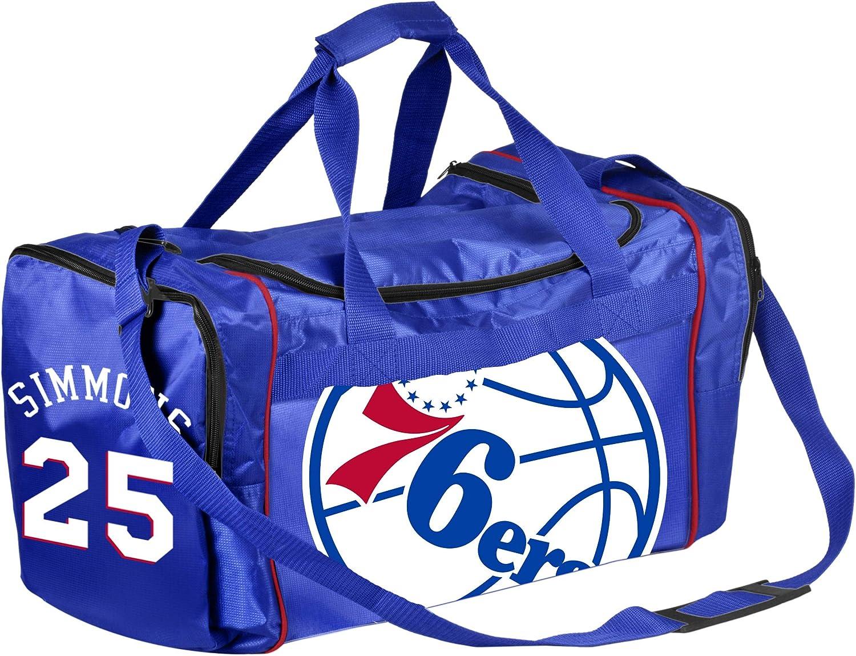 d1da50d511c3 Ben Bag Gym Core 76ers Philadelphia NBA FOCO Simmons Duffel 25 ...