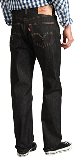 Levi's® Mens - 501® Original Shrink-to-Fit Jeans