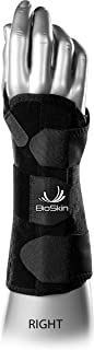 BioSkin DP3 8-inch Wrist Brace — Hypoallergenic Support for Carpal Tunnel, Tendonitis, and Arthritis Pain