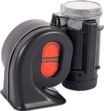 Verbesserte Version Motorrad Voltmeter DC 12V Digital Voltmeter Anzeige LED-Anzeige Spannungsmesser f/ür Motorrad Autobatterie Spannungs/überwachung-Blau Kinstecks