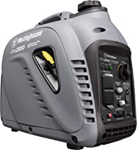 Westinghouse iPro2500 Portable Industrial Inverter Generator – 2200 Rated Watts and..