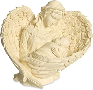 angel baby plaque