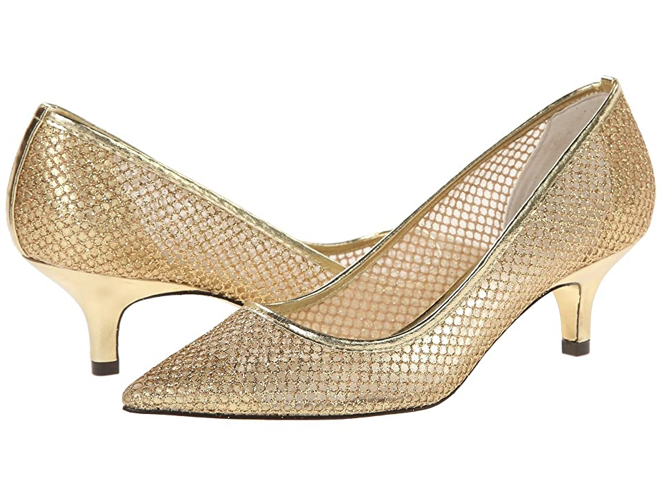 Adrianna Papell Lois (Gold) High Heels