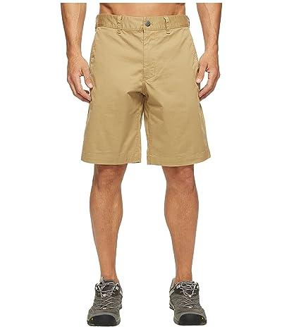 The North Face Relaxed The Narrows Shorts (Kelp Tan) Men