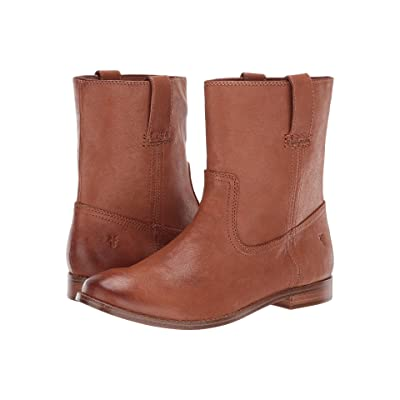 Frye Anna Short (Camel) Women
