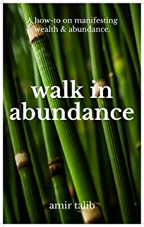 Walk In Abundance: A How-To On Manifesting Wealth & Abundance