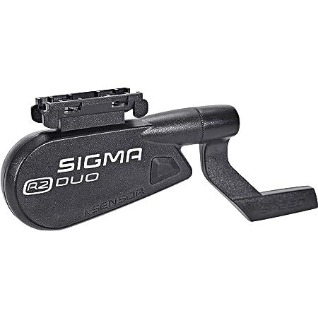 Sigma Sport Zubehör R2 Duo Speed Cadence Combo Sender Ant Bluetooth Smart Sport Freizeit