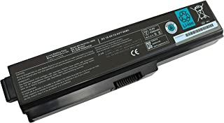 Gomarty New PA3819U-1BRS PA3817U-1BRS Battery for Toshiba Satellite A665 A665-S5170 A665-S6050 A665-S6086 M645-S4050 M645-S4070 M505-S4940 L645 L755-S5277 L775D-S7222 P745-S4102 P755-S5265