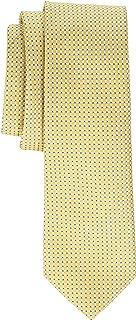 Dockers Big Boys Check Neat Tie, Yellow, OS