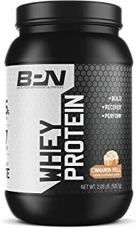 Bare Performance Nutrition, Whey Protein Powder, Meal Replacement, 25G of Protein, Excellent Taste & Low Carbohydrates, 88...