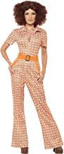Smiffy's Women's Authentic 70's Chic Costume
