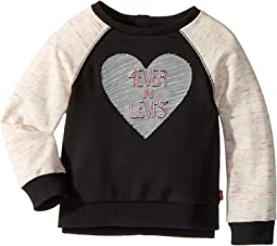 Levi's® Kids Crew Neck Top (Infant)