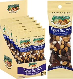 Grab & Go Yogurt Nut Trail Mix 2 oz. / 12 ct., Salty Snacks