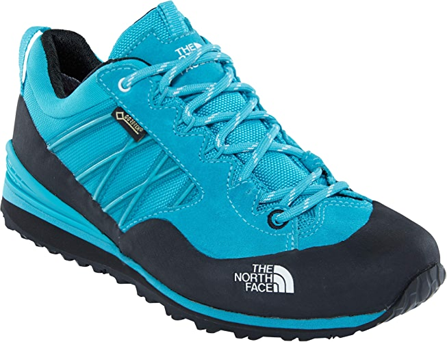 The North Face Verto Plasma II GTX - Chaussures Femme - Noir Turquoise 2018