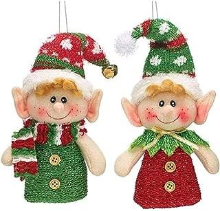 dunkin donuts elf on the shelf ornament