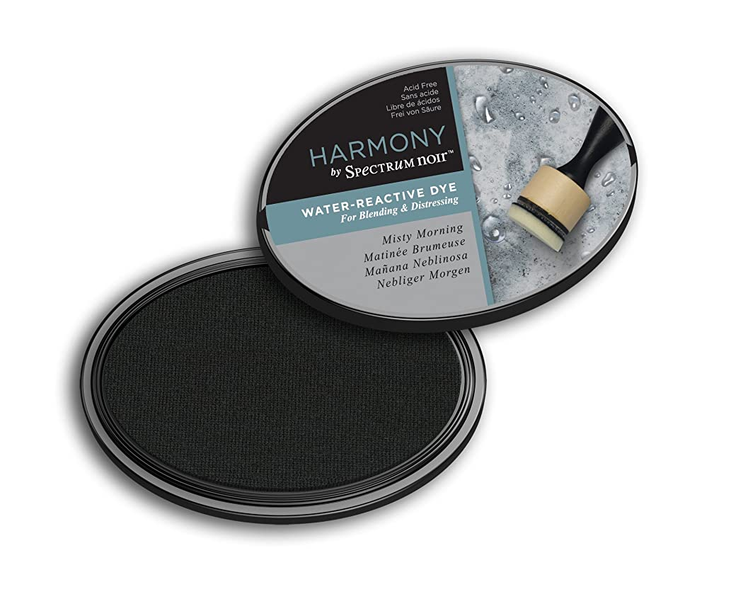 Spectrum Noir SN-IP-HWR-MMOR Harmony (Misty Morning) Water Reactive Ink Pad