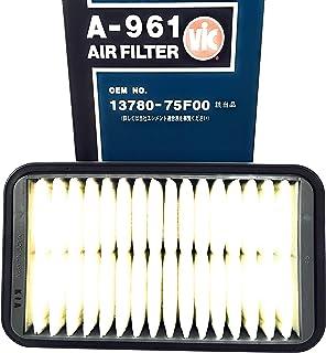 日本製 VIC エアクリーナー 【 アルト ( HA12S / HA22S ) / アルトワークス ( HA12S / HA22S ) / MRワゴン ( MF21S TBO ) / ワゴンR ( MC11S / MC12S / MC21S )...