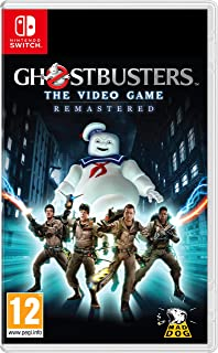 Ghostbusters The Game Remaster - Nintendo Switch