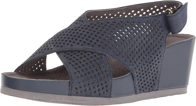 SoftWalk Woherren Hansford Wedge Sandal, Denim, 10.5 10.5 M US  Verkauf mit hohem Rabatt