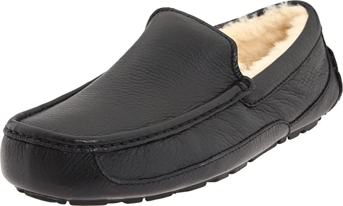 ff122d1bad1 UGG Ascot Leather | Zappos.com