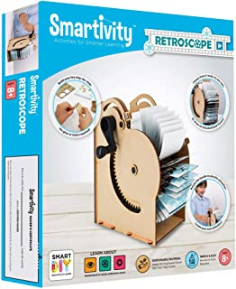 Smartivity Retroscope STEAM Learning Toy for Kids Ages 8 and Up (SMRT1014)