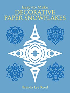 Easy-to-Make Decorative Paper Snowflakes (Other Paper Crafts)