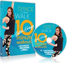 Dance That Walk - 10 Minute Latin Energy Walkouts: Low Impact Walking Workout DVD