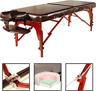 Master Massage Monroe Portable Massage Table Pro Package, 30 Inch
