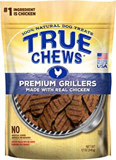 Chews Premium Grillers Made with Real Chicken 12 oz