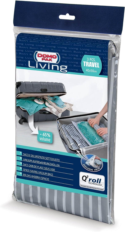 Domopak Living 8001410070692Set Milwaukee Mall 3Travel M Pouches Ranking TOP10 Vacuum