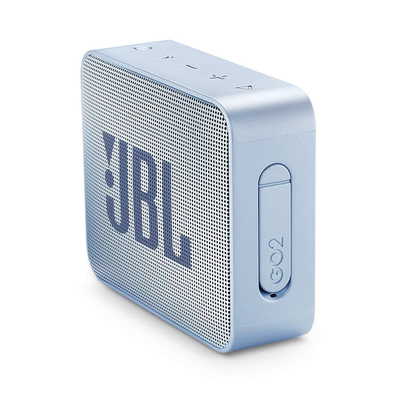 JBL Go 2 Taşınabilir Bluetooth Hoparlör, Açık Mavi: Amazon.com.tr