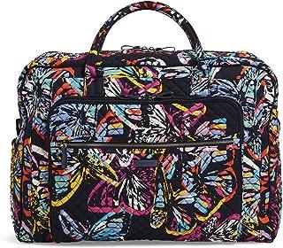 vera bradley iconic triple compartment travel bag