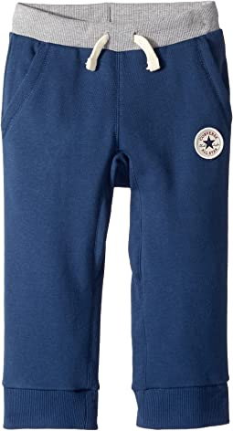 Converse Kids - Cropped CTP Jogger (Toddler/Little Kids)