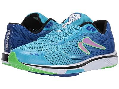 Newton Running Gravity 8 (Blue/Lime) Women