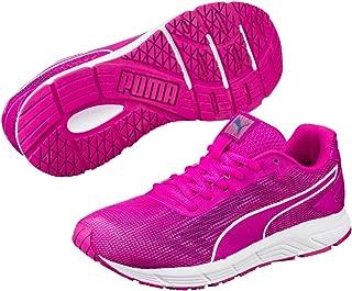 PUMA Women's Engine WNS, Ultra Magenta- White, Running Shoes