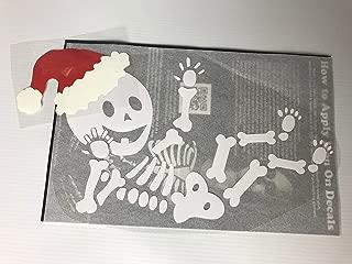 Santa Baby Skeleton DIY Iron-on