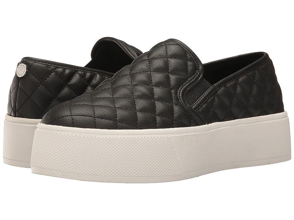 Steve Madden Ecentrcqp Platform Sneaker (Black) Women