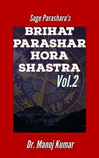 Brihat Parashar Hora Shastra: Vol.2
